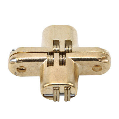 Zinc Alloy Sanded Hinges Self Supporting Foldable Table Hinge Flush Mounted N7