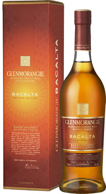 Glenmorangie Bacalta, Scotch Single Malt Whisky, 0,7 Liter