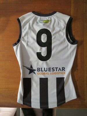 Collingwood afl Football Guernsey Jumper Jersey PLAYER ISSUE VFL