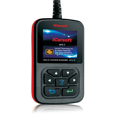icarsoft i910-II Scanner Obd2 Auto Diagnosegerät Diagnose Scanner Obdii Mini BMW