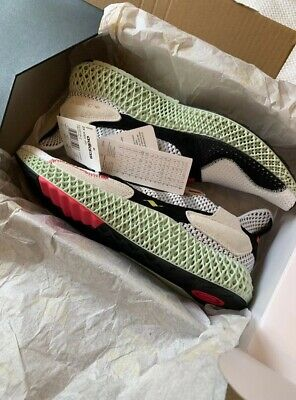 hot sale online 1b4ec ec97a Adidas Consortium ZX4000 Futurecraft 4D - UK size 9.5 UK  10 US