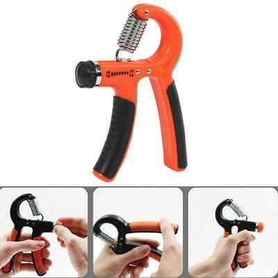 Adjustable Hand Grip Power Exerciser 10-40Kg Forearm Wrist Strengthener Gripper>