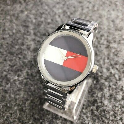 New Women's Dress Stainless steel Wristwatch simulation T Fashion Watch