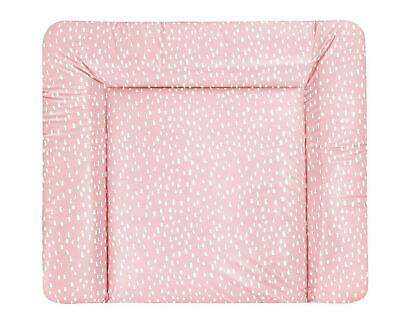 Julius Zöllner Wickelauflage Softy T x B in cm 75/60 Folie Tiny Squares Blush