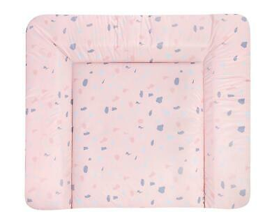 Julius Zöllner Wickelauflage Softy T x B in cm 75/60 Folie Terrazzo Blush