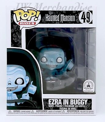 Funko Pop Ezra In Buggy #49 Disney Parks Haunted Mansion Exclusive NEW