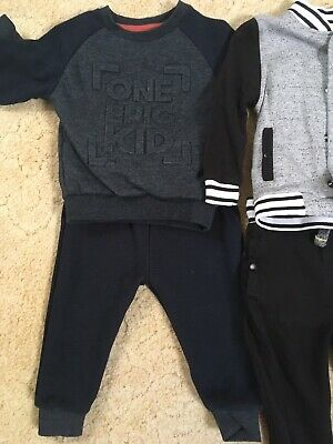 Baby/toddler Boys Tracksuit Bundle 12-18 Months