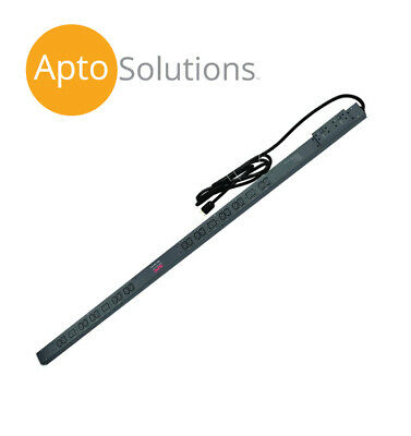 with power cables APC AP7541 Rack PDU 240v power bar 24a//30a 50hz 60hz zero u