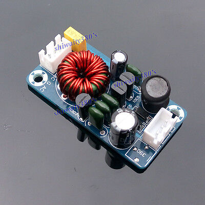 DC to Dual AC 12V  Power Supply PSU For Car audio tone Amplifier Amp Board