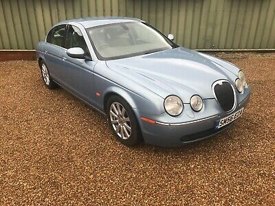 2006 56 Jaguar S-Type SE 2.7 Diesel Auto 4 Door Saloon **Cheapest On eBay!**