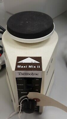 Thermolyne Maxi Mix II M37600-26 Lab Variable Speed Mixer