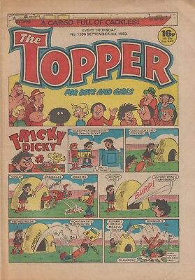 The Topper No. 1596, September 3, 1983