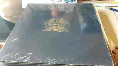lp 550 ITALY 1991 Queen ‎Greatest Hits II Label: Parlophone ‎– 2-162 79797 2LP