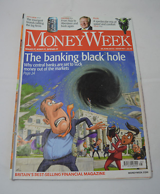 Money week Magazine The Black Hole Issue 901 2018
