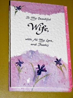 """Blue Mountain Arts Greeting Card /""""To My Father the Man I Admire/"""" B2GO SALE"""