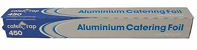 """Caterwrap  4500 18"""" Foil Catering Restaurant Refill Kitchen Home Storage"""