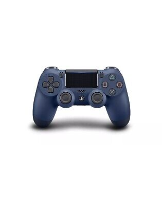 Official Sony PlayStation 4 PS4 Dualshock 4 Wireless Controller - Midnight Blue