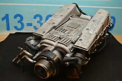 2005 W211 MERCEDES E55 Cls55 Sl55 Amg M113K Supercharger Assembly 1130900580