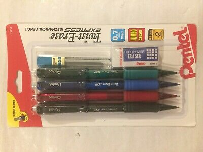 c59188f3bbcad PENTEL TWIST-ERASE EXPRESS Mechanical Pencil