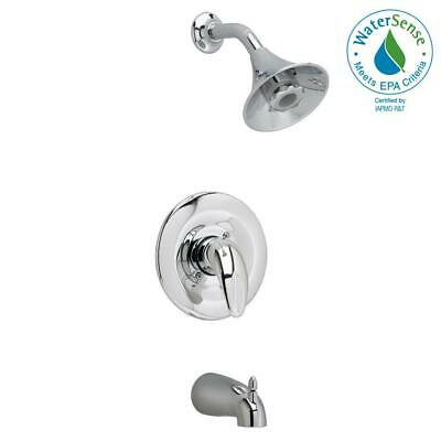 American Standard T385508.002 Reliant 3 Bath/Shower Trim Kit (Valve not included