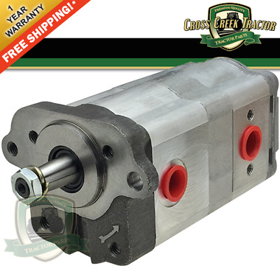 3701005M91 NEW Steering / Auxiliary Pump for Massey Ferguson 265S 285S 362 365+