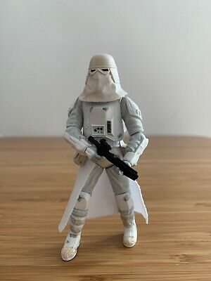 Star Wars Snowtrooper Hoth Battle Gear The Saga Collection 2007 3.75""