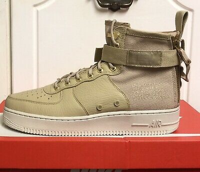 ac672d2f9e07 Nike Sf Af1 Mid Special Field Air Force 1 Trainers Shoes Uk 10 Eur 45 Us