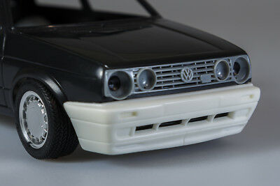 1/24 resin VW GOLF MKII bumpers for fujimi volkswagen transkit - Streetblisters
