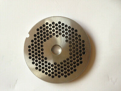 Mincer plate No.32 4.5mm stainless steel