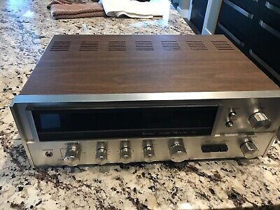 Vintage SANSUI 551 Stereo Receiver - Made in Japan