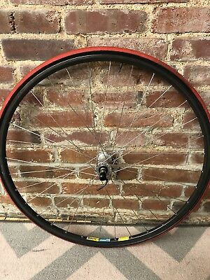 Sale!  Mavic Open 4 CD Front Wheel