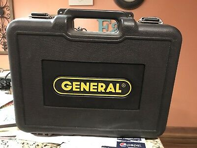 General The Seeker 400 Series Wireless Camera Scope Inspection Systems DCS400