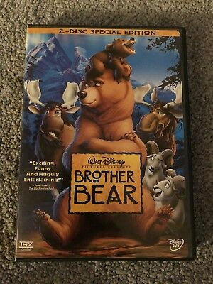 Walt Disney's Brother Bear DVD 2-Disc Set Special Edition