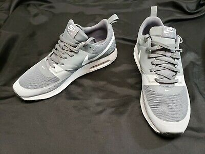 2647f49b4d8f Nike Air Max Vision Mens 918230-006 Cool Wolf Grey White Running Shoes Size  11