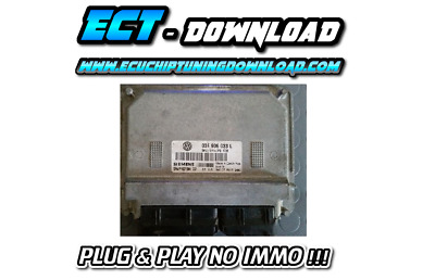 ECU 5WP40194 07 SIMOS 3PE 03E906033l 03E 906 033l PLUG AND PLAY IMMO OFF