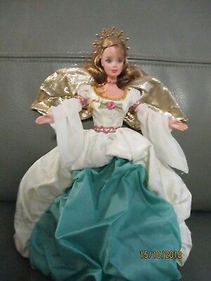 Barbie Doll Collectable Angel Unboxed