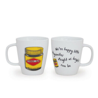 Salt & Pepper Vegemite Set of 2 360ml Mugs