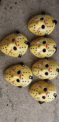 Friday the 13th Jason Voorhees Masks