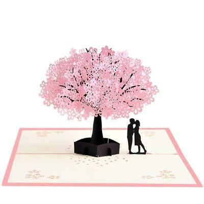 Handmade Pop Up Romantic Birthday Anniversary Dating Card For Husband Wi Y5W9