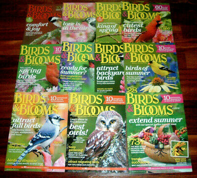 birds and blooms of the 50 states anna branning