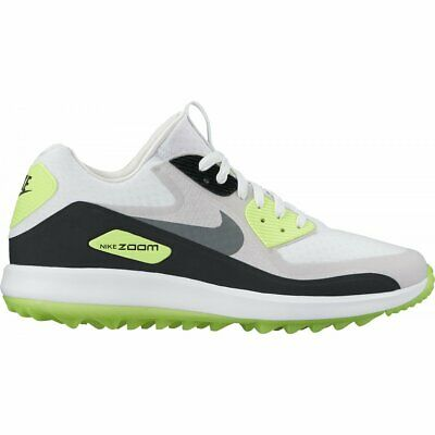 296e7fd1c995 Nike Air Zoom 90 IT Golf Shoes Men s Size 8.5 White Grey Green 844569-102
