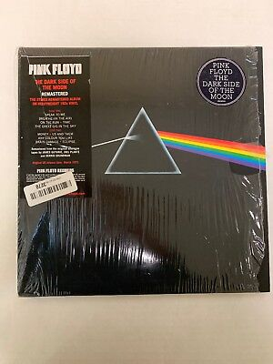 LP PINK FLOYD Dark Side of the Moon 180g Vinyl 2016 REMASTERED