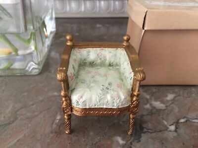 Miniature French antique chair