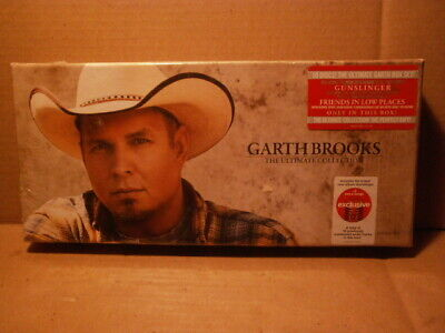 Garth Brooks - The Ultimate Collection - 10 CD Set - New/Sealed