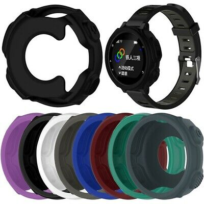 Silicone Cover Replacement Bracelet Watch Band For Garmin Forerunner 235 735XT