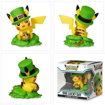 Funko Figure Pokemon A Day With Pikachu One Lucky Day PREORDER