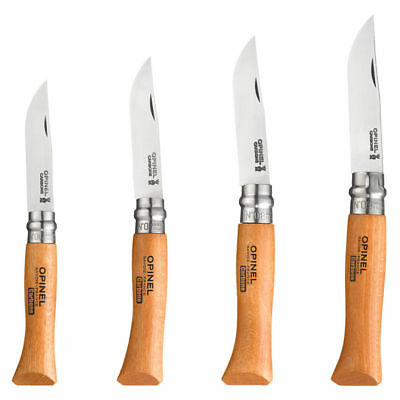 Couteau Opinel  Lame Inox   N° 6 7 8 9 Taille Au Choix Neuf