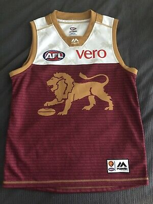 Brisbane Lions All For One Guernsey 2018