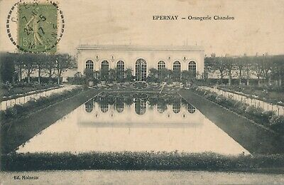 CPA - France - (51) Marne - Epernay - Orangerie Chandon