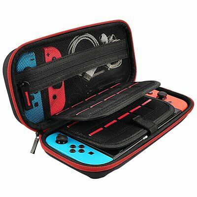For Nintendo Switch EVA Protective Bag Game Card Storage Hard Shell Carry Case